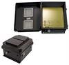 14x12x7 Inch 120VAC Vented Black Weatherproof Enclosure -- NBB141207-10V -Image