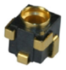 RF Coaxial Board Mount Connector -- 85MMCX-S50-0-55 -Image