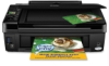 Epson Stylus NX420 Inkjet Multifunction Printer - Color.. -- C11CA80201