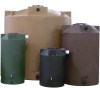 Vertical Poly Storage Tanks