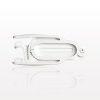 PharmaLok™ Tube Clamp, White -- 51640 -Image