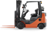 Internal Combustion Forklifts with Cushion Tires -- Core - Image