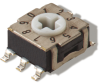 Low Profile Rotary DIP Switches -- RTE Series