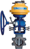 Fire Safe Fusible Link Automatic Shut-Off Valve -- HT-Series