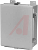 Enclosure; Steel; 14 in.; 12 in.; 8.0 in.; UL Listed, CSA Certified, JIC, IEC -- 70165232
