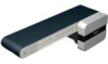 Guided Flat Belt Conveyor Full Belt Type Guided Belt to Prevent Lateral Movement 3-Groove Frame -- CVSFD Series - Image