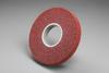 3M Scotch-Brite MF-WL Convolute Aluminum Oxide Medium Deburring Wheel - Coarse Grade - Arbor Attachment - 10 in Diameter - 5 in Center Hole - Thickness 1 in - 08962 -- 048011-08962 - Image
