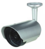 520 TV Lines Fixed Lens Plastic Water-Proof Bullet Camera
