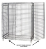 Wire Shelving - Carts - Security - SD48C