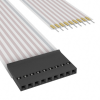 Flat Flex Cables (FFC, FPC) -- A9BAG-0908F-ND -Image