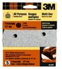 3M 9310W Non-Woven Hook & Loop Disc - 5 in Diameter - 09030 -- 051144-09030 - Image