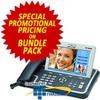 ITT Cortelco Yealink Series IP Media Video Phone with PoE -- VP-2009P