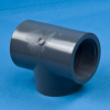 Tee PVC Threaded Pipe Fittings -- 27217