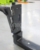 Forklift Tines with Built in Load Scale -- E-Forks