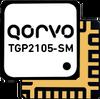 6 - 18 GHz 6-Bit Digital Phase Shifter (+Vc) -- TGP2105-SM - Image