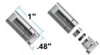 0.5 µm Solvent Filter Assembly -- A-318 - Image