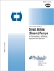 Direct Acting Pumps (ANSI/HI 8.1-8.5) -- M116