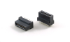 Low Profile Hybrid Power Straight Press Fit Type Edge Card Connector -- 80305-2P04S241CB30PA - Image