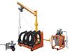 Self-aligning Butt Fusion Machine for Pressure Pipes -- DELTA 1000