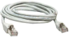 20ft Shielded CAT6A 600 MHz Snagless Patch Cable -- CAT6A-STP-20