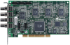 4-CH PCI Real-time Video Capture Card for Standard Cameras -- PCI-RTV24