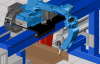Fully Automated Robotic Cutting and Welding Software -- StruCIM