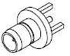 MOLEX - 73298-0050 - RF/COAXIAL, BMA PLUG, STR, 50OHM, THD -- 810228