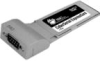 SIIG CyberSerial ExpressCard - Serial adapter - ExpressCard/34 -- EC5863