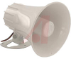 SPEAKER, PA, 5 inch, Weatherproof, metal base,8 Ohm,15 Watts,300-15,000 Hz. -- 70146391