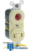 Leviton Single-Pole Switch/Pilot Light -- 5336