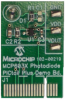 MCP6031 Photodiode PICtail Plus -- MCP6031DM-PTPLS