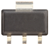 SS51T Bipolar Hall-effect position sensor IC, SOT-89B, 1000 units/pocket tape and reel -- SS51T