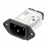 Power Entry Connectors - Inlets, Outlets, Modules -- 10EAH1-ND - Image