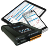 Internet Enabled Thermocouple Data Logger -- WebDAQ 316 -- View Larger Image
