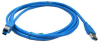 10ft USB 3.0 Type A Male to Type B Male Cable -- USB3-AB-10 - Image