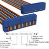 Rectangular Cable Assemblies -- C3DES-3418M-ND -Image