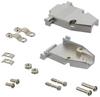 D-Sub, D-Shaped Connectors - Backshells, Hoods -- AE11013-ND