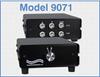 2-Channel Coaxial BNC Desktop Switch -- Model 9071 -Image