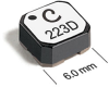 LPD6235 Series Shielded Coupled Power Inductors -- LPD6235-682 -Image