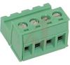Plug component, 12amp, 250volt, 4 positions, screw connection -- 70055096