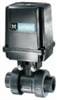 HCTB1075STACTV-EAU29 - Hayward Electrically Actuated PVC True Union Ball Valve, 3/4