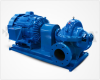 Horizontal Single Stage Pump -- Model 411 -- View Larger Image
