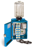 PurgeX Infrared Sensing Lubrication System with 12 Air-Operated PurgeX Pumps, Nema 12 Enclosure, 1/2 gal Polycarbonate Reservoir, 100-240VAC 50/60Hz -- YB4147-112