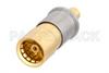 BMA Jack MIL-STD-38999 (D38999) Connector Solder Attachment for RG405, PE-SR405AL, PE-SR405FL, PE-SR405FLJ -- PE45325