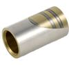 Pressed in Brass Coil Heater