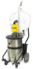 Commercial Air Powered Vacuum -- Tornado Taskforce External Filter Air