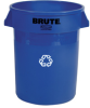 Rubbermaid® Brute® 32 Gallon -- 8771