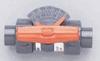 GF Signet PP Metering Ball Valve, 1/2