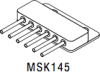High Power Operational Amplifier -- MSK145 - Image