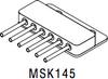 High Power Operational Amplifier -- MSK145